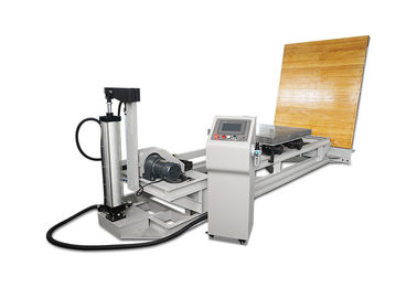Electronic Carton Package Testing Equipment , Box Incline Impact Test Machine