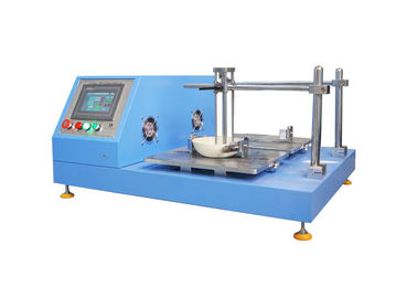 BS 7069 Abrasion Resistance Test Machine With 6.5+/-0.2m/min
